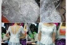Jahit Baju di Pasar Mayestik