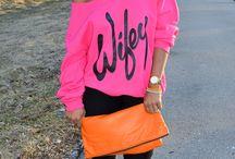 Fashion / by Tracie Carson