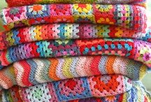Colourful winter woolies / For all the lovely colourful, wintery, woolie goodness you can handle