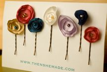 Hair Accessories / by Aundrea Clark
