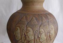 Minhas cerâmicas - My work