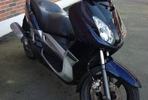 Yamaha Xmax 125 / My Xmax Blue Night