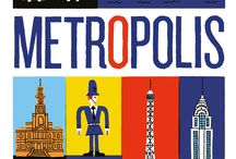 Metropolis / All things inspired by our book Metropolis