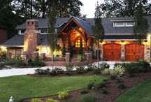 Timber Frame Elements - Remodel Marietta, GA. / Some times you just want MORE from your home. This couple was looking to move up but couldn't find a piece of property to meet their needs so they decided in favor of a makeover instead.
