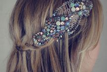 Hair accessories for new dress