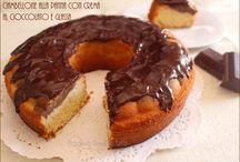 Tante Torte Cioccolatose...