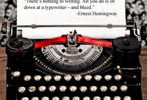 Writing / by Rebecca Briley
