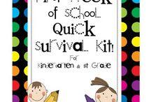 School - Week 1
