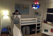 Boys dream room / Ideas on how to decorate boys room.