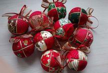 Minhas Artes Bolas de Natal