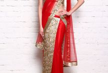 Bridal Sarees / Bridal Sarees for Your Wedding Trousseau at Indianroots