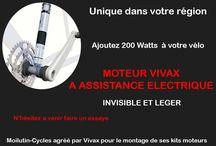 Kit à assistance électrique Vivax