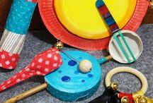 Instrumente selber basteln