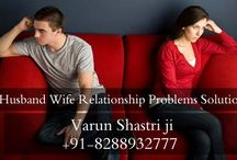 Husband Wife Relationship Problems Solution