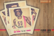 1971-72 Miami Floridians / This season, your Miami HEAT are throwin it back....way back to the 1971-72 Miami Floridians! / by Miami HEAT