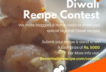 Diwali Recipes / A board full of delicious and Easy to make Diwali recipes