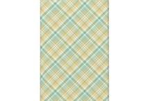 Plaids / Plaid designs in pastels
