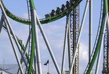 [ Fast ] / Roller coasters / by Leonardo Di Marino