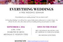 Free Wedding Seminar