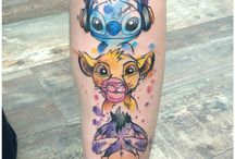 manche/disney/tatoo