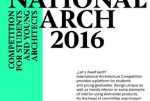 Arch competition / INTERNATIONAL ARCH STUDENTCOMPETITION