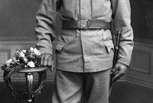 Anabáze Augustina Šimši - rešerše 1914-1918