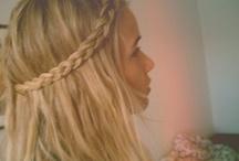 fun with hair / by Chloe Leigh
