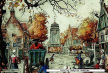 Vintages&illustrations / by yr lee