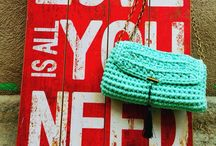 SPRING CROCHET INSPIRATION ▪ INSPIRACIÓN DE PRIMAVERA EN GANCHILLO / Crochet and T-shirt Yarn Design from Barcelona