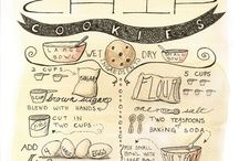illustrated recipes