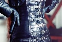Leather / by Suz S