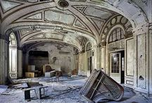 abandoned / fantasies of past lives