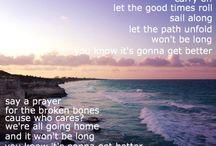 song lyrics♡
