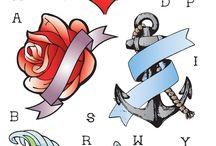 Joy Clair - Paper Tattoos