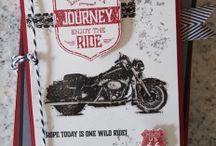Stampin up one wild ride