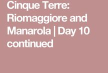 Italy Cinque Terre 2017