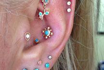 øre piercing