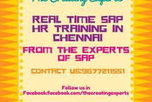 SAP HR Training in Chennai / Want to learn the best SAP HR Training in Chennai then reach us.For more details visit the website http://thecreatingexperts.com/sap-hr-training-in-chennai/