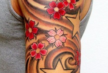 Tattoos / Tattoos the many different forms of Artistry. There is so many different Types of Designs and also many Types of Ideas I'd love to Get!!! I want more I only have 1 but I want a few more.   / by Amy Shalhoub