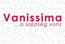 Vanissima - Logo and Cards / Graphic from www.vanissima.hu