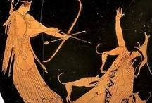 Antiques inspirations et Mythologie