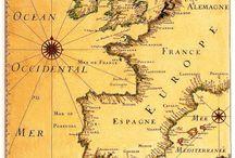 Карты, атласы