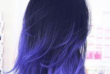 Hair Ideas / Cool hair colours and styles