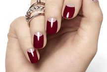french manicure gallery by Nded / french manicure gallery by Nded