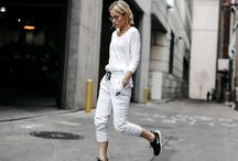Minimal and sporty