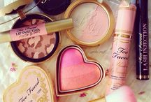 Dingen om te kopen / Make-up