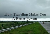 How Traveling Makes You A Better Person