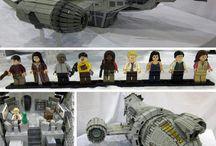 Lego romskip