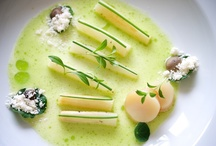 Food as art / Food as art - modern or molecular gastronomy inspired food