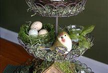 Easter decor